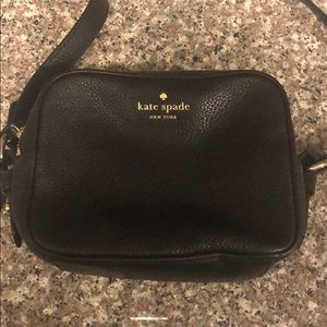 Kate Spade Pebbled Leather Crossbody Camera Bag